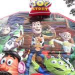 Inflable Toy Story