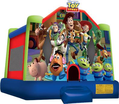 Casa de Brinco Toy Story