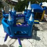 Castillo Frozen 5 en 1